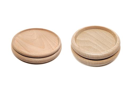 Holz - Untersetzer