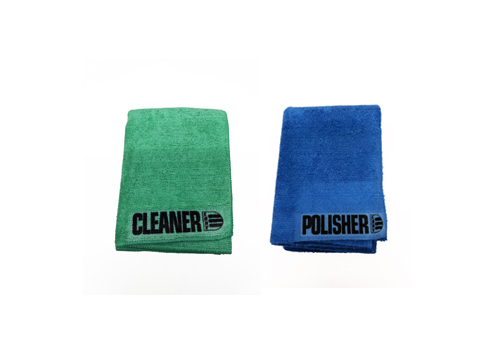 Polishing and cleaning cloths