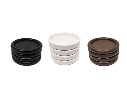 Caster cups - sets