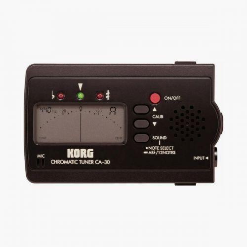 Korg CA-30 Digitales Stimmgerät