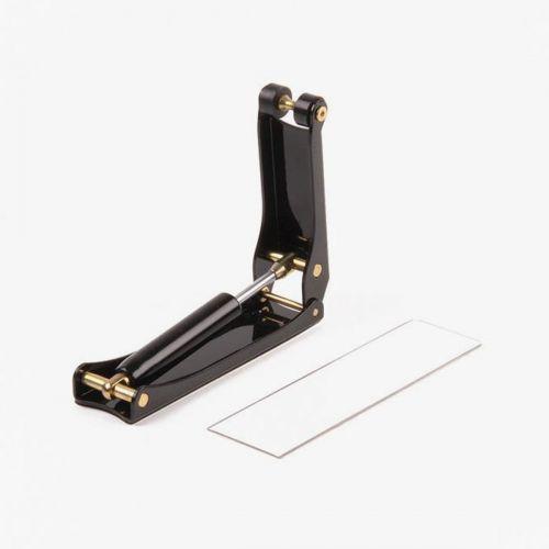 Klappendämpfer - für Piano - Messing - schwarz