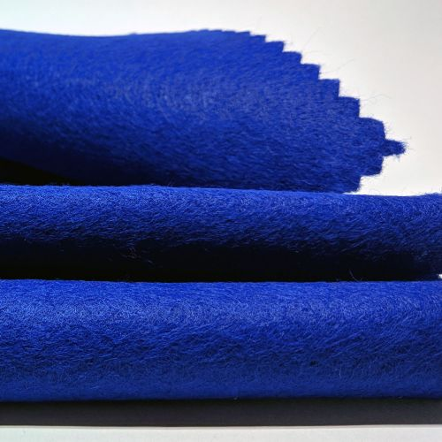 Tastenschoner - Tastenläufer blau