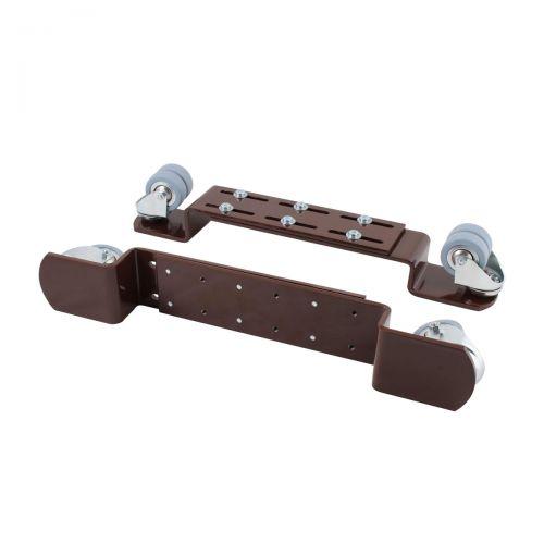 Piano Rollenböcke - für Parkett geeignet - ohne Bremse