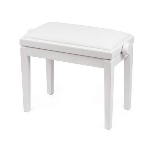 Beethoven Klavier Bank B3 - weiß poliert