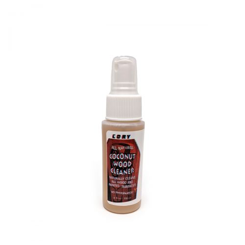 Cory Coconut Wood Cleaner - 2oz/59ml