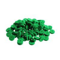 Vorderdruckscheiben - grün - Ø20mm
